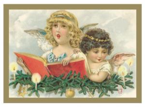 Postkartenset Engel M5