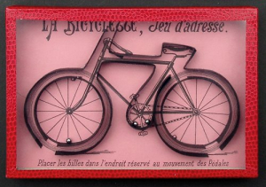 Fahrradspiel - La Bicyclette