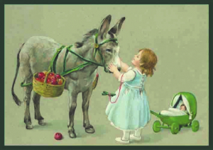 Postkartenset Kinder M11