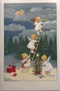 Weihnachtskarte W046