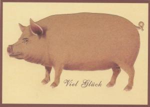 Postkarte Sortiment Weihnachten geprägt 6Wp093