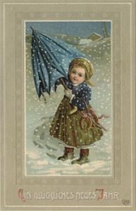 Weihnachtskarte W010 (no text)