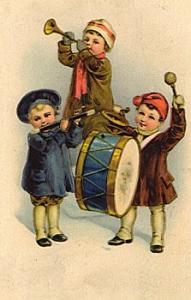 Weihnachtskarte W007
