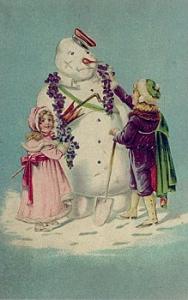 Weihnachtskarte W025