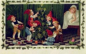 Weihnachtskarte W022