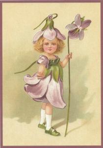 Glückwunschpostkarte ohne Veredelung 6Gn124