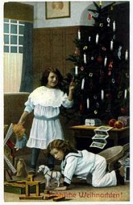 Weihnachtskarte W012