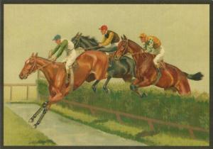 Postkartenset Pferde M14