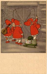 Weihnachtskarte W027