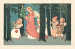 Weihnachtskarte W040