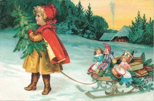 Weihnachtskarte W043