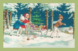 Weihnachtskarte W047
