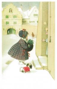 Weihnachtskarte W052