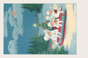 Weihnachtskarte W055