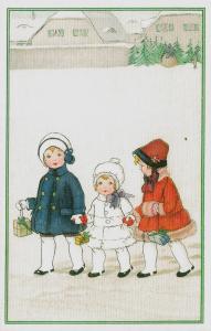 Weihnachtskarte W053