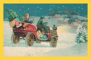 Weihnachtskarte W058