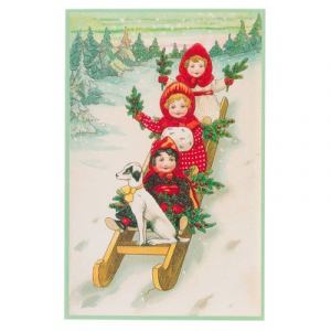 Weihnachtskarte W059