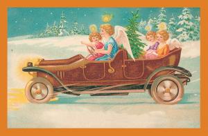 Weihnachtskarte W061