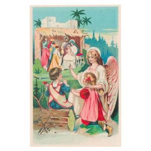 Weihnachtskarte W063