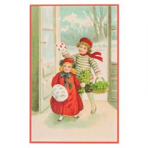 Weihnachtskarte W068