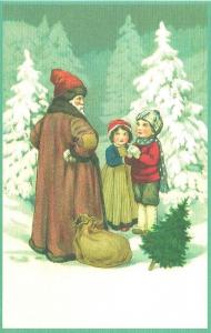 Weihnachtskarte W070