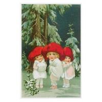 Weihnachtskarte W072
