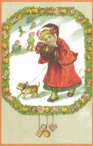 Weihnachtskarte W075