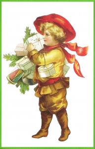 Weihnachtskarte W076