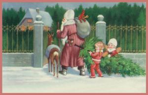 Weihnachtskarte W078