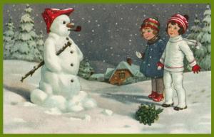 Weihnachtskarte W079