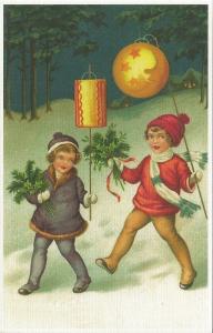 Weihnachtskarte W080