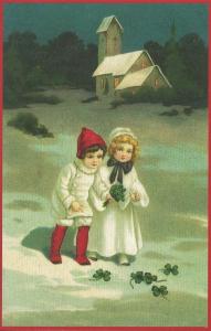 Weihnachtskarte W082