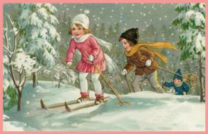 Weihnachtskarte W087