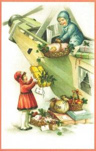 Weihnachtskarte W088
