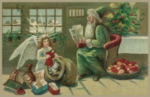 Weihnachtskarte W089