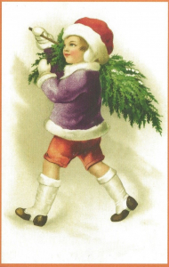Weihnachtskarte W091