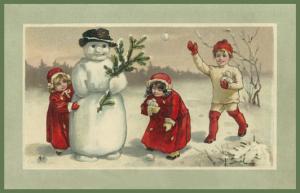 Weihnachtskarte W093