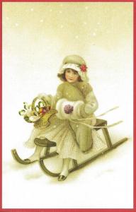 Weihnachtskarte W095