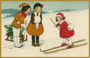Weihnachtskarte W096
