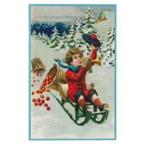 Weihnachtskarte W097
