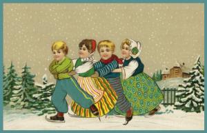 Weihnachtskarte W098