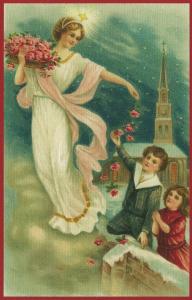 Weihnachtskarte W100