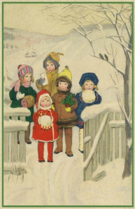 Weihnachtskarte W102