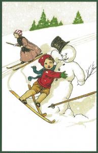 Weihnachtskarte W105