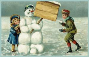 Weihnachtskarte W107