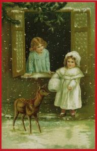 Weihnachtskarte W108