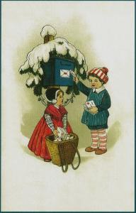 Weihnachtskarte W109
