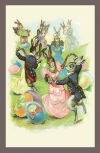 Vermenschlichte Tierkarte V051