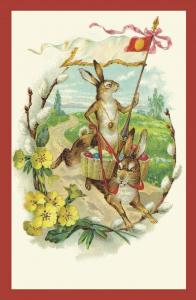 Vermenschlichte Tierkarte V036
