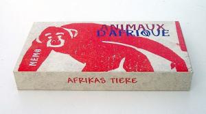 Afrikas Tiere - Animaux dAfrique